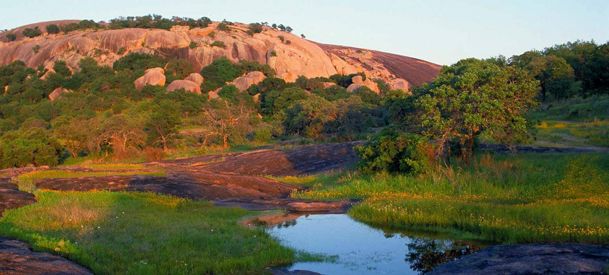 Enchanted rock, fredericksburg, texas