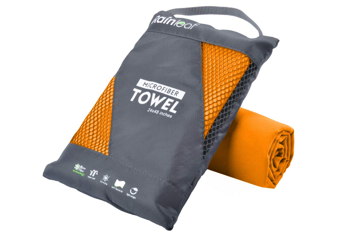 travel towel on amazon