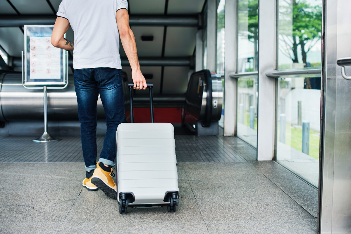 How to Clean Your Luggage Right After Your Trip