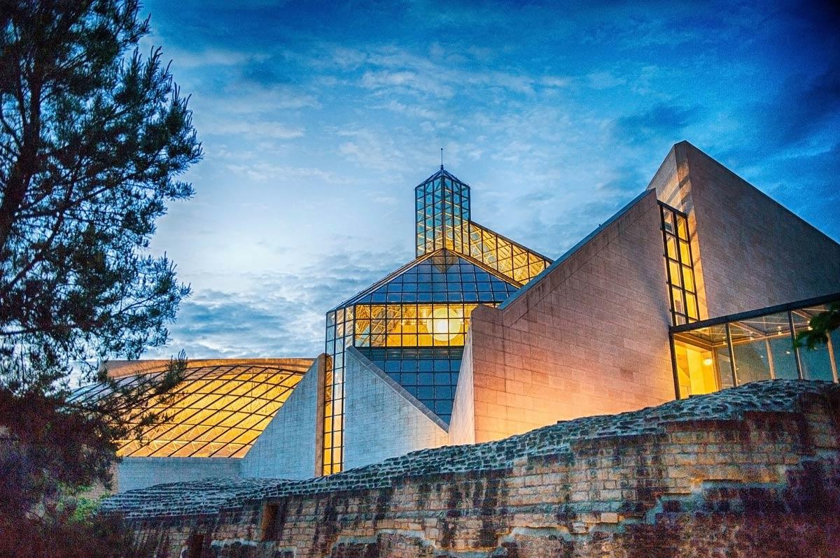 mudam museum of contemporary art in luxembourg